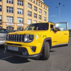 JEEP RENEGADE MODEL MY19 WERSJA LIMITED GSE T3 TURBO 120 KM